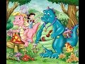Dragon tales in English.Stormy weather