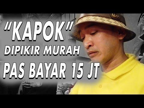 The Onsu Family - KAPOK !!! DIPIKIR MURAH PAS BAYAR 15 JUTA !!!