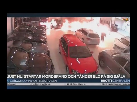 Karma Caught Up With a Man in Sweden
