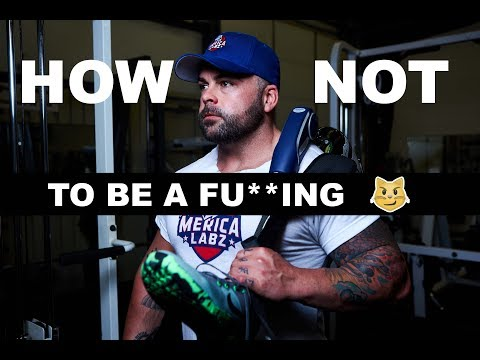 "Derick Carver's Guide On ""HOW NOT TO BE A FU**ING PUSSY"""
