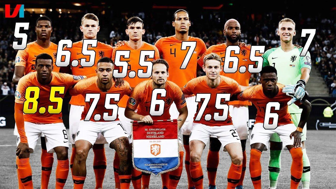 Oranje Op Rapport: 'Het Was Kunst Van Gini Wijnaldum