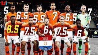 Oranje Op Rapport: 'Het Was Kunst Van Gini Wijnaldum!'