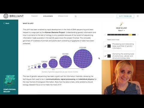 STUDY WITH ME | Computational Biology