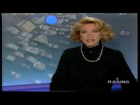 sequenza spot raiuno - 4 ottobre 1993