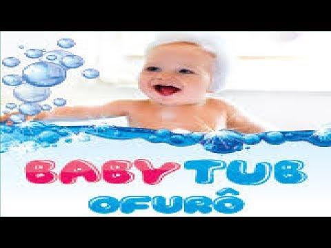 Baby Tub Ofurô banheira terapêutica para bebê
