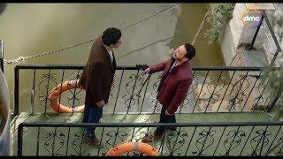 مسلسل البرنس - فتحي الشيطان ضرب أخوه ياسر بالنار\