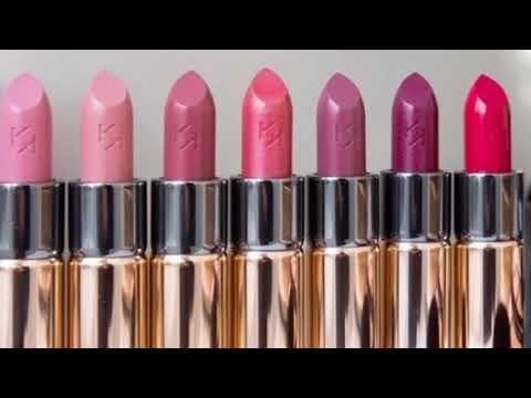 review-kiko-milano-lipsticks
