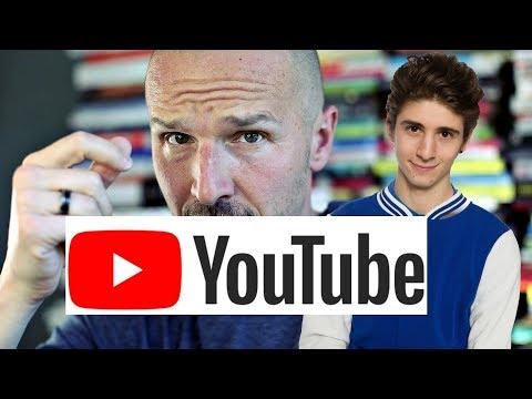 Come avere più successo su YouTube (7 consigli che funzionano by Favij + Monty)