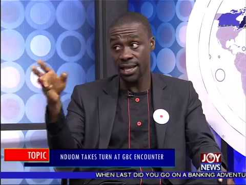 Nduom takes turn at GBC encounter - PM Express on Joy News (18-11-16)