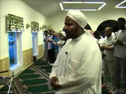 Abdul rashid Ali Sufi in Orebro- Amazing recitation !!