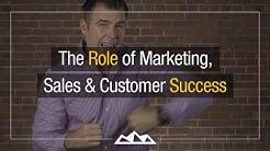 The Role of Marketing, Sales & Customer Success | Dan Martell