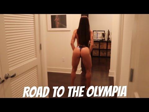 ROAD TO THE OLYMPIA 2018- Episode 1- 11 weeks out. My start point!