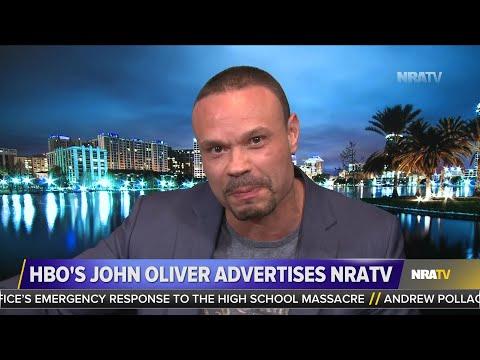 Dan Bongino: John Oliver's Feature on NRATV