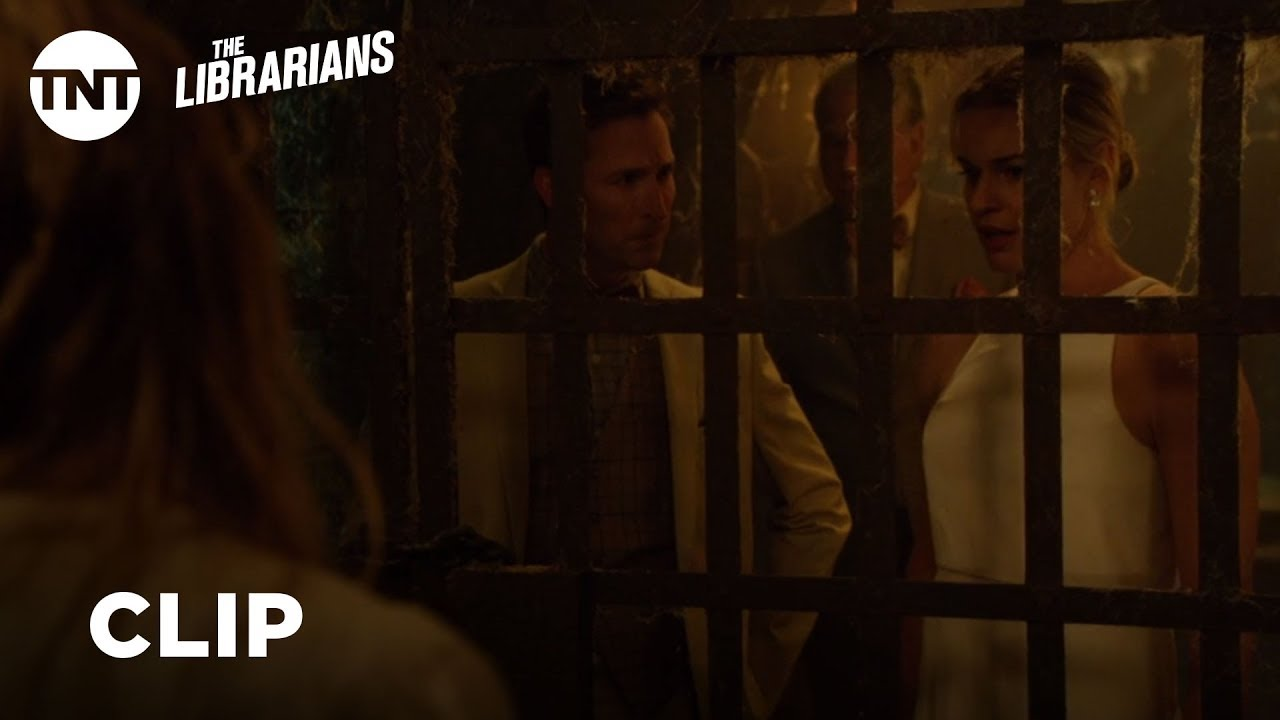 Download The Librarians: She is an Immortal - Season 4, Ep.1 [CLIP] | TNT