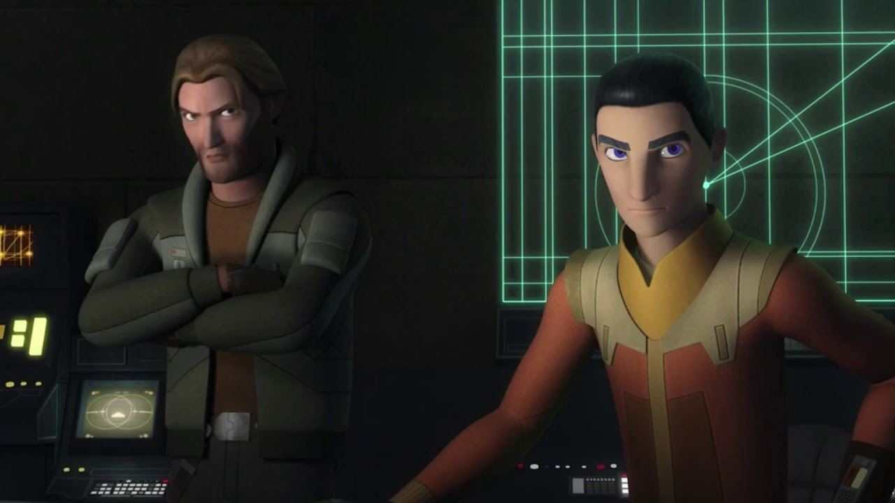 Star Wars Rebels S4e3 The Ghost Meets Up With Kallus On Yavin 4 Youtube A big thanks to david oyelowo, dave filoni. star wars rebels s4e3 the ghost meets up with kallus on yavin 4