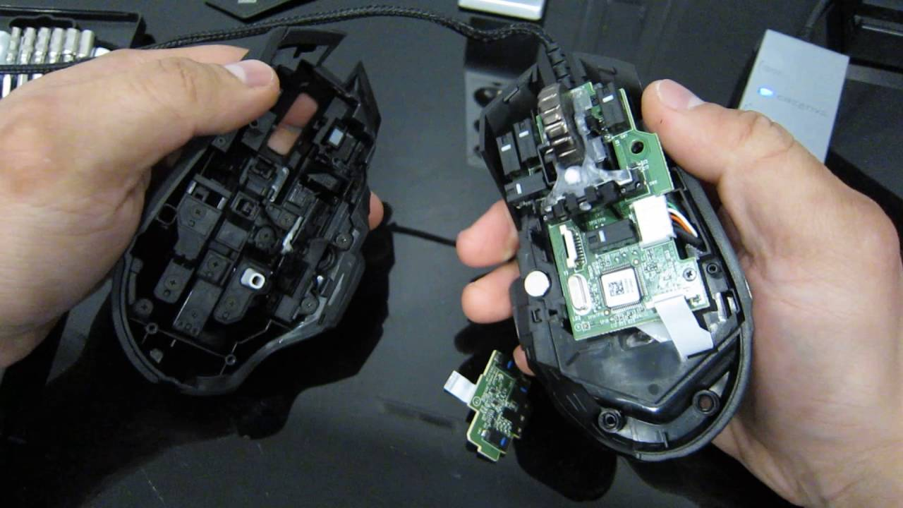 093208d93b5 Logitech G502 Silent Microswitch and G500 Scroll Wheel Mods - YouTube