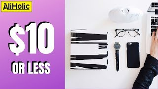 50 Home Products for $10 or less from AliExpress + GIVEAWAY