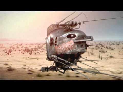 Fallout. Uranium fever. Game Music Video.