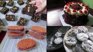 No Bake Chocolate Desserts | How to Make No Oven Chocolate Dessert Recipe