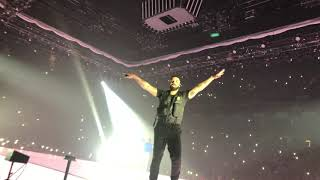 Drake feat. Future - Mask Off (Assassination Vacation Tour) Monday 1 April 2019 - The O2 Arena