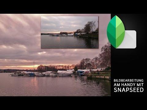 Bildbearbeitung Mit Snapseed - Ein Einstieg - #1