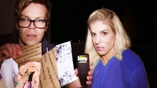 Truth Or Dare at 3am! Unboxing an Ebay Mystery Box