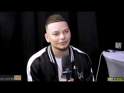 Kane Brown Talks Video Games And New Music With The KYGO Morning Show