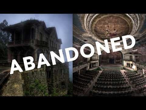 9 Eerie Abandoned Places That Will Creep You Out