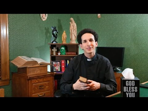 Catholic Chat With Father Matt - Boyfriends And Girlfriends And Dating, Oh My