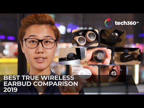 Best True Wireless Earbuds Comparison 2019