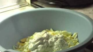 How To Make Ed's Egg Tuna Salad