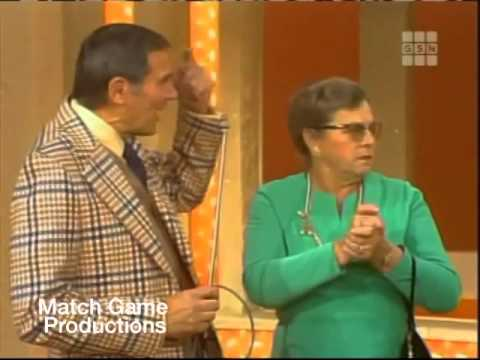 Match Game 77 Episode 1116 RIP Mary Ann Mobley