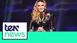 Madonna, mujer del año - TEN News | 13 de diciembre 2016