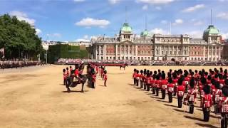 Trooping the Colour 2017 - The Major General's Review - LIVE from London