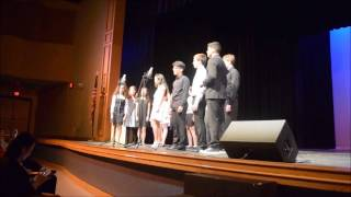 Breakeven - Cover by the Brandeis High School Acapella Group