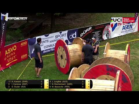 #2 UCI Trials World Cup -  Live Finals Vöcklabruck Austria 09.07.2017 (AUT)