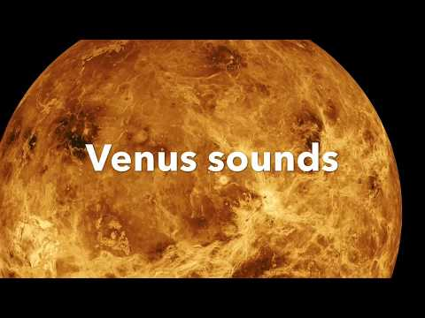 Nature's Lullaby NASA Planets sounds