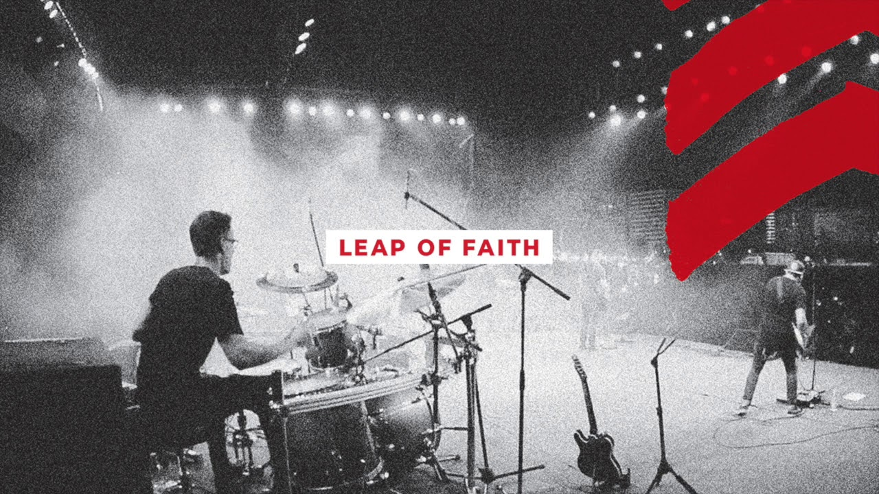 Martin Smith - Leap of Faith (Official Audio)