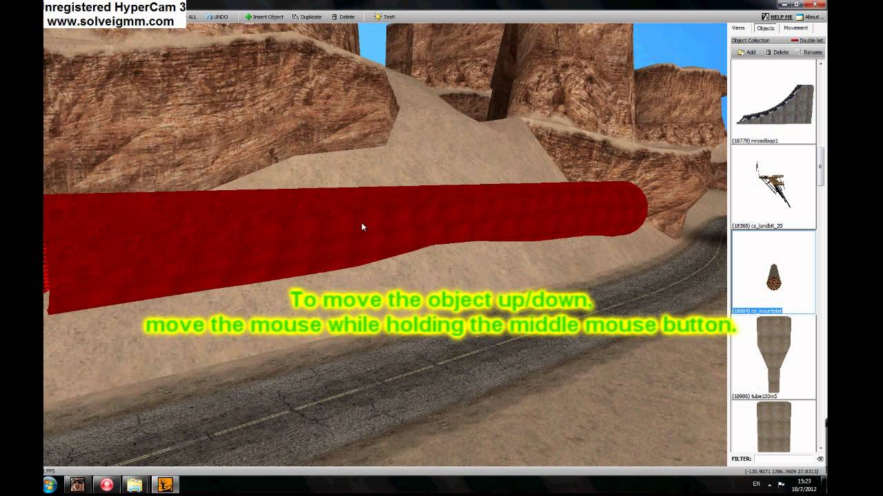 Sa mp map editor basic tutorial on how to edit maps in samp youtube gumiabroncs Choice Image