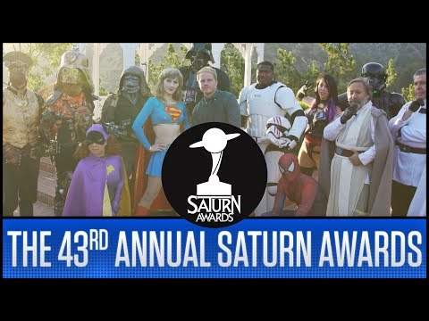 Skybound at the 2017 SATURN AWARDS