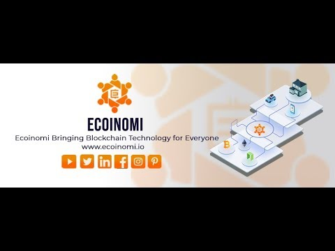 Image result for ecoinomi ico