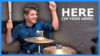 Cobus - hellogoodbye - Here (In Your Arms) (DRUM COVER)