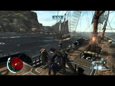 Assassin's Creed 3 - 18 - Rogue Waves!