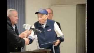 Knights of Pythias Veterans Honors Night 2013