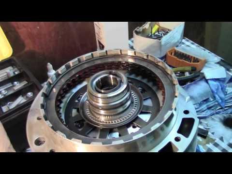 Фото к видео: подробный разбор акпп 5hp19