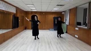 Урок грузинского танца ачарули