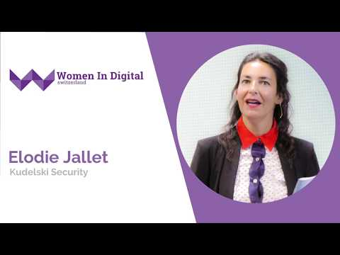 Elodie Jallet Kudelski Security The power of the digital age: share our brains