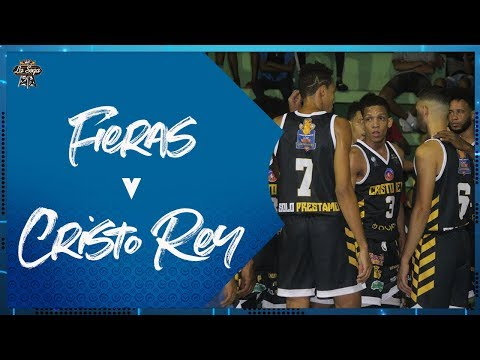 LAS FIERAS Vs CRISTO REY | 15.11.19 | SERIE REGULAR | #SOGABALONCESTO