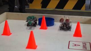 2013 군사과학기술 경진대회 창작로봇5