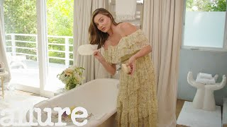 Miranda Kerr's Luxurious Bathroom Tour | Allure